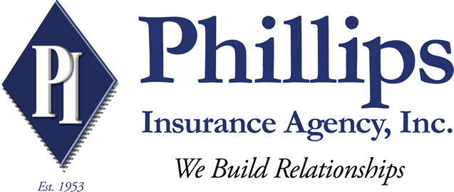 Phillips Insurance Agency homepage